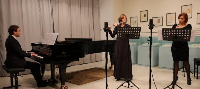 """U Galeriji SANU održan koncert srpske kamerne muzike """"Meditacije"""""""