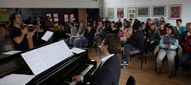 """Prvi koncert u okviru projekta """"Dar različitosti"""""""