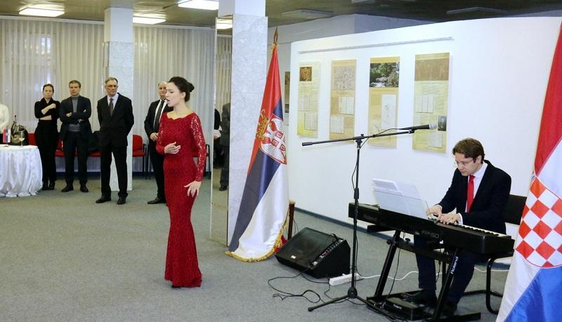 Nevena Đoković i Milivoje Veljić